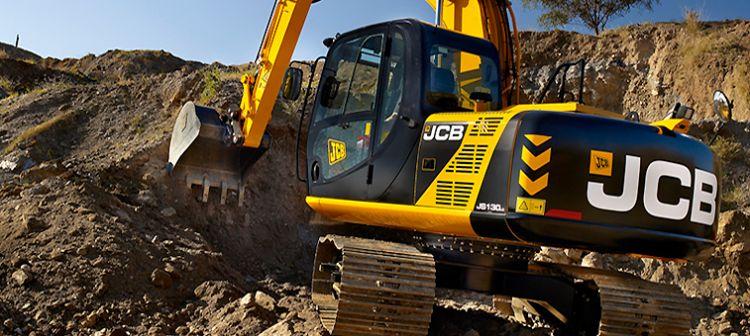 Vehicle Tracker Uk >> 13 tonne JCB JS130 Tracked Excavator 2013 at Headland Plant