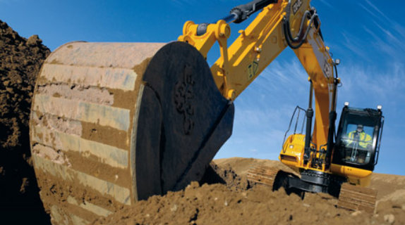 13 tonne tracked excavators